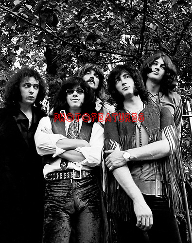 Deep Purple 1970<br /> © Chris Walter