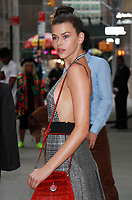 NEW YORK, NY - SEPTEMBER 8: Georgia Fowler arriving to the Daily Front Row Fashion Awards at Four Seasons NY Downtown in New York City on September 8,  2017. <br /> CAP/MPI/RW<br /> &copy;RW/MPI/Capital Pictures