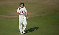 Picture by Allan McKenzie/SWpix.com - 11/09/2014 - Cricket - LV County Championship Div One - Nottinghamshire County Cricket Club v Yorkshire County Cricket Club - Trent Bridge, West Bridgford, England County Cricket Club - Ryan Sidebottom.