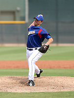 Mark Hamburger / Texas Rangers 2008 Instructional League..Photo by:  Bill Mitchell/Four Seam Images