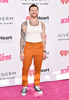 CARSON, CA - JUNE 01: Scotty Sire attends 2019 iHeartRadio Wango Tango at The Dignity Health Sports Park on June 01, 2019 in Carson, California.<br /> CAP/ROT/TM<br /> ©TM/ROT/Capital Pictures