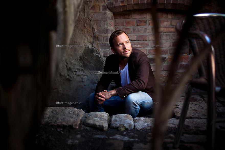 Oslo, Norge, 31.07.2012. Leder i SV (Sosialistisk Venstreparti) Audun Lysbakken. Foto: Christopher Olssøn.