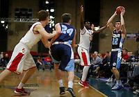 Christian Brothers Academy vs Bergen Catholic boys basketball - 011616