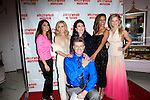 LOS ANGELES - MAY 27: Lindsay Hartley, Donna Mills, Donelle Dadigan, Chrystee Pharris, Crystal Hunt, Harlan Boll at the Marilyn Monroe Missing Moments preview at the Hollywood Museum on May 27, 2015 in Los Angeles, California