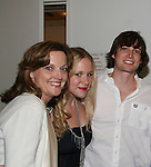 Orlagh Cassidy - Caitlin Van Zandt - Zach Conroy at the 5th Annual Rock show for charity to benefit the American Red Cross on October 9, 2009 at the American Red Cross Headquarters, New York City, New York. (Photos by Sue Coflin/Max Photos)