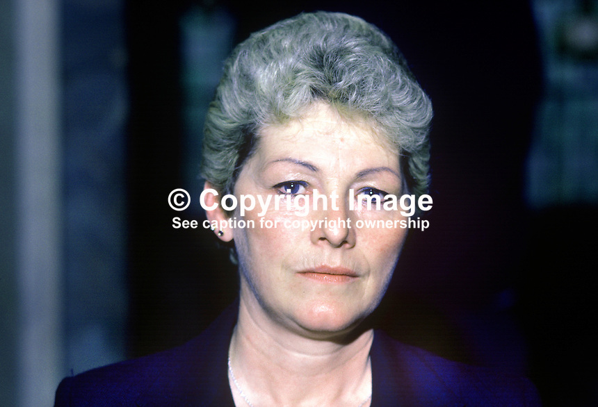 Lily Fitzsimmons, councillor, Provisional Sinn Fein, Belfast, N Ireland, 19850512LF1..Copyright Image from Victor Patterson, 54 Dorchester Park, Belfast, UK, BT9 6RJ..Tel: +44 28 9066 1296.Mob: +44 7802 353836.Voicemail +44 20 8816 7153.Skype: victorpattersonbelfast.Email: victorpatterson@me.com.Email: victorpatterson@ireland.com (back-up)..IMPORTANT: If you wish to use this image or any other of my images please go to www.victorpatterson.com and click on the Terms & Conditions. Then contact me by email or phone with the reference number(s) of the image(s) concerned.