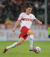 Fussball 1. Bundesliga 2011/2012  Testspiel   13.07.2011 Stuttgarter Kickers - VfB Stuttgart William Kvist (VfB Stuttgart) am Ball