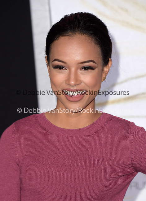 Karrucche attends Warner Bros. Pictures L.A. Premiere of FOCUS held at The TCL Chinese Theater  in Hollywood, California on February 24,2015                                                                               © 2015 Hollywood Press Agency