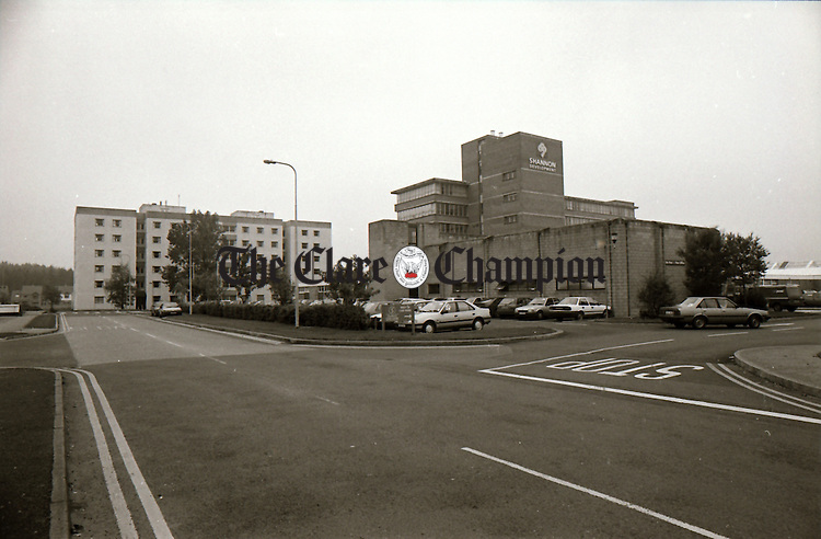 Shannon Town Centre | Clare Champion Photo Sales