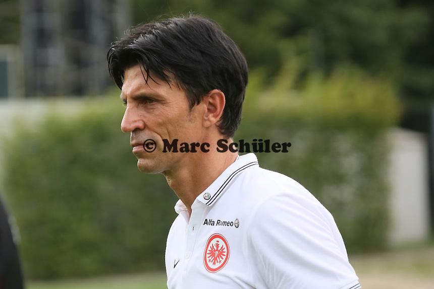 Spoertmanager Bruno Hüber (EIntracht)