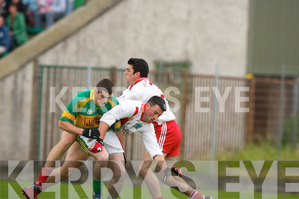 An Ghaeltacht v Feale Rangers in their County Championship meeting in.Austin Stack Park on Sunday.