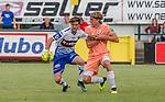 2018-06-23 / Voetbal / seizoen 2018 -2019 / KSK Heist - RSC Anderlecht / Dries Ventose (l.KSK Heist) met Sebastiaan Bornauw ,Foto: Mpics.be