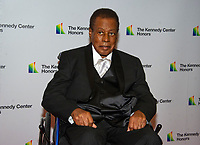 Wayne Shorter arrives for the formal Artist's Dinner honoring the recipients of the 41st Annual Kennedy Center Honors hosted by United States Deputy Secretary of State John J. Sullivan at the US Department of State in Washington, D.C. on Saturday, December 1, 2018.   <br /> CAP/MPI/RS<br /> &copy;RS/MPI/Capital Pictures