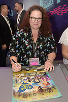 FOX FAN FAIR AT SAN DIEGO COMIC-CON© 2019: BLESS THE HARTS Executive Producer Emily Spivey during the BLESS THE HARTS booth Signing on Friday, July 19 at the FOX FAN FAIR AT SAN DIEGO COMIC-CON© 2019. CR: Alan Hess/FOX © 2019 FOX MEDIA LLC