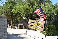 Moortens Botanical Garden and Cactarium Entrance