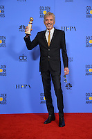 Billy Bob Thornton at the 74th Golden Globe Awards  at The Beverly Hilton Hotel, Los Angeles USA 8th January  2017<br /> Picture: Paul Smith/Featureflash/SilverHub 0208 004 5359 sales@silverhubmedia.com