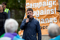 Chris Baugh (Assistant General Secretary of PCS).<br />