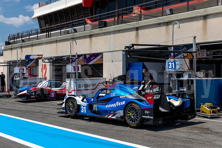 #31 PANIS RACING - LMP2 - ORECA 07/GIBSON - JULIEN CANAL/NICOLAS JAMIN/WILLIAM STEVENS