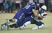 Fordyce at Elkins football 11/10/2017