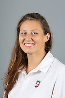 STANFORD, CA-OCTOBER 30, 2014- Rachel Johnson of the Stanford Women's Water Polo Team 2014-2015.