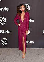 LOS ANGELES, CALIFORNIA - JANUARY 06: Ashley Madekwe attends the Warner InStyle Golden Globes After Party at the Beverly Hilton Hotel on January 06, 2019 in Beverly Hills, California. <br /> CAP/MPI/IS<br /> &copy;IS/MPI/Capital Pictures