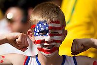 A USA fan