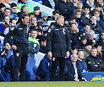 Bournemouth's Eddie Howe looks on dejected during the Premier League match at White Hart Lane Stadium.  Photo credit should read: David Klein/Sportimage
