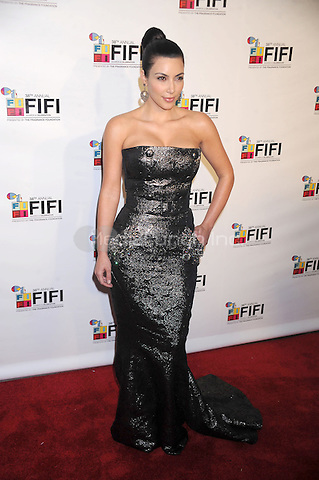 Kim Kardashian at the 2010 Fifi Awards at the New York State Armory in New York City. June 10, 2010. Credit: Dennis Van Tine/MediaPunch