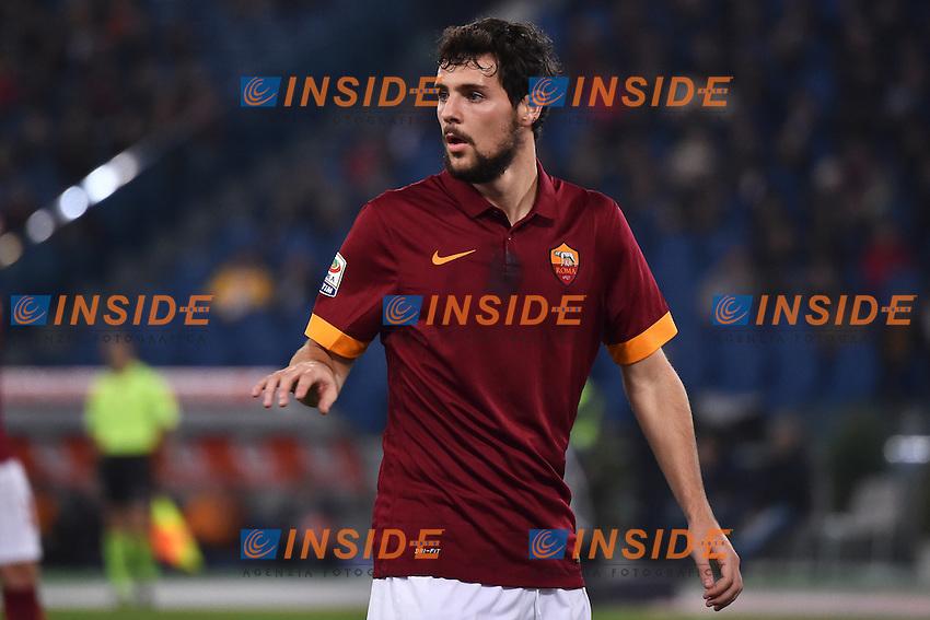 Mattia Destro Roma <br /> Roma 29-10-2014 Stadio Olimpico, Football Calcio Serie A 2014/2015 AS Roma - Cesena. Foto Andrea Staccioli / Insidefoto