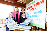 Members of the Spa/Fenit Hospice Committee are organising a Good Friday Walk tomorrow (Friday).  Pictured were:Nuala Funnegan (PRO), Mary O'Sullivan (The Tankard), Mairead Moriarty (Chairperson) and Maria McSwiney (Secretary).