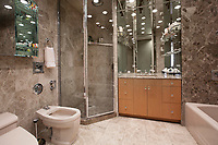 Master Bathroom at 641 Fifth Avenue