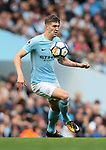 Manchester City's John Stones in action during the premier league match at the Etihad Stadium, Manchester. Picture date 9th September 2017. Picture credit should read: David Klein/Sportimage