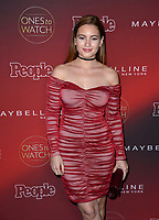 Ivana Baquero at the 2017 People's &quot;Ones To Watch&quot; event at NeueHouse Hollywood, Los Angeles, USA 04 Oct. 2017<br /> Picture: Paul Smith/Featureflash/SilverHub 0208 004 5359 sales@silverhubmedia.com