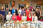 Attending the Kerry Business Women's Network being held in Maddens on Thursday night. Seated l to r: Nicola Slye Power, Reelica Ollo, Niamh Kissane, Jelena Bogdanovis, Lyndsey Clarke and Susan Barrett