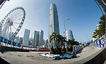 Kamui Kobayashi of Japan from MS & AD Andretti Formula E competes in the Formula E Qualifying Session 2 during the FIA Formula E Hong Kong E-Prix Round 2 at the Central Harbourfront Circuit on 03 December 2017 in Hong Kong, Hong Kong. Photo by Victor Fraile / Power Sport Images