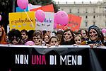 Non una di meno, contro la violenza sulle donne