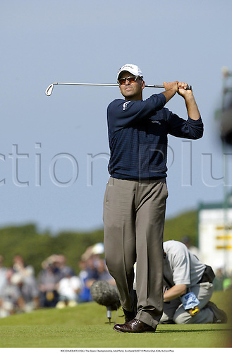 ROCCO MEDIATE (USA). The Open Championship, Muirfield, Scotland 020718 Photo:Glyn Kirk/Action Plus...Golf.2002.