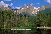 63045-01219 Sprague Lake  Rocky Mtn. NP   CO