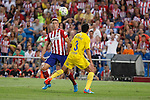 Atletico de Madrid´s Fernando Torres during 2015-16 La Liga match at Vicente Calderon stadium in Madrid, Spain. MONTH XX, 2015. (ALTERPHOTOS/Victor Blanco)