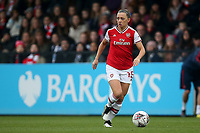 Katie McCabe of Arsenal during Arsenal Women vs Liverpool Women, Barclays FA Women's Super League Football at Meadow Park on 24th November 2019
