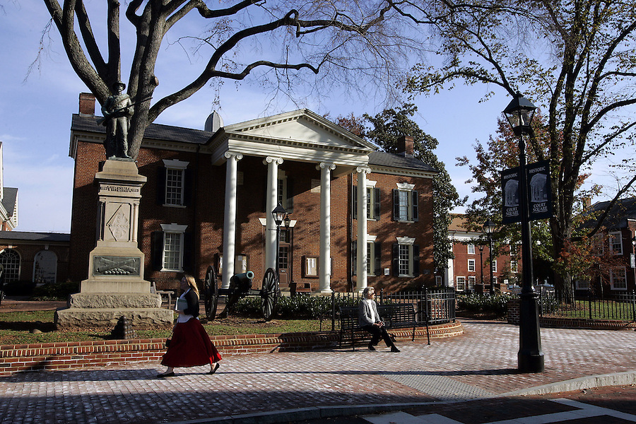 court square albemarle county courthouse, downtown charlottesville