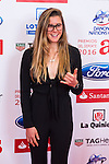 "Gisela Pulido during the ""As sports Awards"" at Palace Hotel in Madrid, Spain. december 19, 2016. (ALTERPHOTOS/Rodrigo Jimenez)"