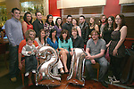 Denise Gough with her friends at her 21st in Harry's, Mell...Photo NEWSFILE/Jenny Matthews.(Photo credit should read Jenny Matthews/NEWSFILE)....This Picture has been sent you under the condtions enclosed by:.Newsfile Ltd..The Studio,.Millmount Abbey,.Drogheda,.Co Meath..Ireland..Tel: +353(0)41-9871240.Fax: +353(0)41-9871260.GSM: +353(0)86-2500958.email: pictures@newsfile.ie.www.newsfile.ie.FTP: 193.120.102.198.