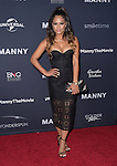 Christina Milian attends The Los Angeles premiere of<br /> MANNY at The TCL Chinese Theater  in Hollywood, California on January 20,2015                                                                               © 2015 Hollywood Press Agency