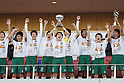 The Prince Takamado Trophy 2016 Championship: Aomori Yamada 0-0 (PK 4-2) Sanfrecce Hiroshima F.C You
