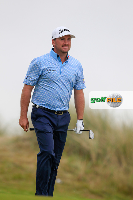 Graeme McDowell (NIR) during round 3 of the Aberdeen Asset Management Scottish Open 2016, Castle Stuart  Golf links, Inverness, Scotland. 09/07/2016.<br /> Picture Fran Caffrey / Golffile.ie<br /> <br /> All photo usage must carry mandatory copyright credit (&copy; Golffile | Fran Caffrey)