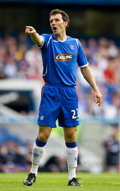 Christian Dailly, Rangers