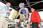 Conrtra reloj invididual master cri 60 Sergio Garcia Club Ciclista Getafe. (ALTERPHOTOS/Alvaro Hernandez)