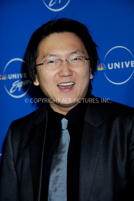 WWW.ACEPIXS.COM . . . . .....May 12, 2008. New York City.....Actor Masi Oka attends the NBC Universal Experience at Rockefeller Center.  ....Please byline: Kristin Callahan - ACEPIXS.COM..... *** ***..Ace Pictures, Inc:  ..Philip Vaughan (646) 769 0430..e-mail: info@acepixs.com..web: http://www.acepixs.com