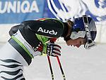 Ski Alpin; Saison 2004/2005 Riesenslalom Soelden Damen Enttaeuscht; Maria Riesch (GER)